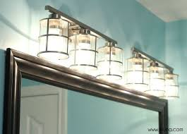 Best Light Bulbs For Bathroom Vanity by Best 25 Bathroom Lighting Fixtures Ideas On Pinterest Shower