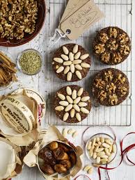 fig and nut cakes delicious magazine