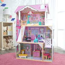 furniture for kidkraft dollhouse my dreamy toy with lights and