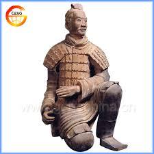 sales terracotta warrior garden statue for resin warrior buy