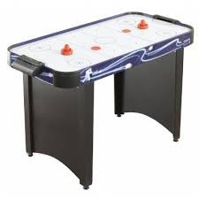 harvil 5 foot air hockey table with electronic scoring harvil carmelli 4 foot air hockey table ng1015 cozydays