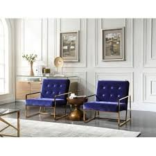 Side Chairs For Living Room Modern Microfiber Accent Chairs Allmodern