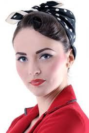 1940s bandana hairstyles bandana pin up girl hairstyles for long hair a hairy situation