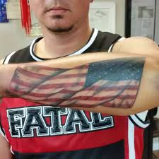 Dope American Flag American Flag Tattoo Neo Traditional Pinterest Tattoo Neo
