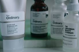 Azelaic Acid Hair Loss First Impressions On An Unordinary Skincare Brand U201cthe Ordinary