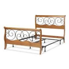 Leggett And Platt Sofa Leggett And Platt Dunhill Honey Oak Full Size Complete Bed With