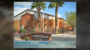 sunset palms apartments las vegas apartments for rent youtube