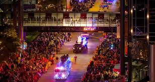 parade of lights fort worth 2017 photos downtown fort worth rings in the holidays with annual parade