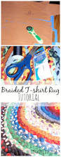 How To Rag Rug Friday Project Braided T Shirt Rag Rug U2013 Do Small Things With Love