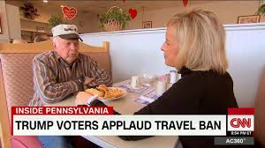 Pennsylvania can americans travel to iran images Trump voters applaud travel ban cnn video jpg