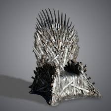 Chair Game Of Thrones 4d Cityscape Game Of Thrones Westeros Puzzle Cool Stuff Dude