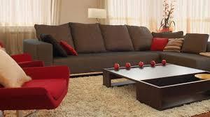 Round Living Room Chairs - dark living room furniture medium brown side table vintage italian