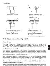 11 2 sf6 gas insulated switch gear gis transformer switch