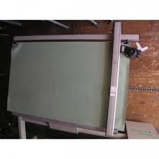 Drafting Table Calgary Drafting Art Drawing Table Drawers Mechanical Tilt U0026 Lift Arm