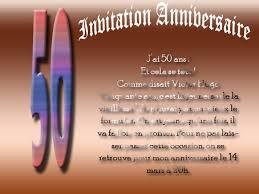 texte anniversaire 50 ans de mariage invitation anniversaire 50 ans texte carte invitation sms