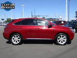 lexus rx 350 gas mileage 2012 used lexus for sale gerald jones mazda
