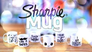 diy how to make doll sharpie mug easy handmade crafts