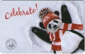 gift card celebrate panda express united states of america