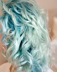 ice blue me gusta hair dye gives the saying
