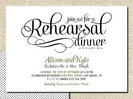 rehearsal dinner invite lovely who should be invited to the wedding rehearsal dinner for