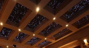 Fiber Optic Lighting Ceiling Fiber Optic Lighting And Their Issues Garden Design