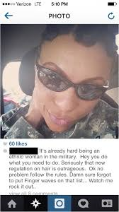 hairstyles for female army soldiers she says it s hard being an ethnic woman in the military are