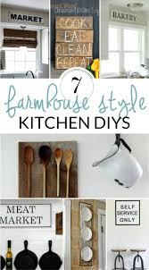 empty kitchen wall ideas diy farmhouse wall decor inspiration the crazy craft lady