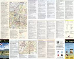New Mexico Map by New Mexico Recreation Map Benchmark Maps 0767020000594 Amazon