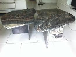 steintische wohnzimmer 2 steintische clubtische obfelden zürich fleedoo