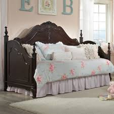 Wood Daybed With Pop Up Trundle Bedroom Excellent Daybed Bedding For Comfortable Your Bed Design
