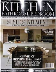 kitchen and bathrooms magazine