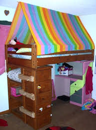 Bunk Bed Canopy Bunk Bed Canopy Easy Bedding Bedroom Pinterest