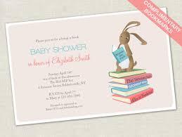 bring a book baby shower bring a book baby shower invitations lilbibby