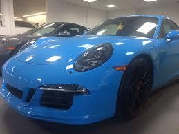 1990 porsche 911 blue 2016 porsche 911 carrera gts u2013 pts riviera blue mt still in the