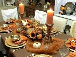 fall table settings ideas thanksgiving dinner table setup gorgeous and awesome thanksgiving