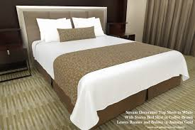 bed runners mayfair hotel supply