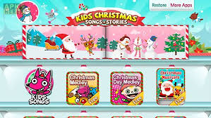 kids christmas songs stories for android free download at apk