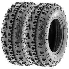 pair of 2 sunf a027 sport atv tires 23x7 10 23x7x10 6 pr ebay