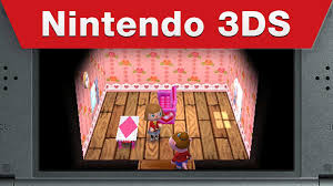 Home Design Wii Game by Nintendo 3ds Animal Crossing Happy Home Designer E3 2015