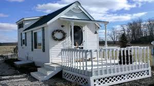 tiny home cozy quaint shabby chic towable rv trailer small house