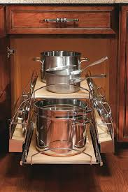 cabinet organizer for pots and pans base pots and pans pull out cabinet decora
