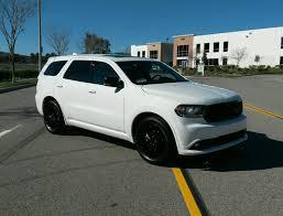 Dodge Durango Rt - new r t