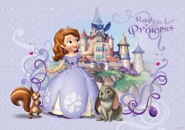 wallpaper disney princess princess sofia first new photo wallpaper disney princess princess sofia first new photo childrens wall mural