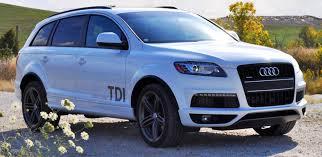 Audi Q7 Diesel - 2014 audi q7 tdi s line plus carrara white 8