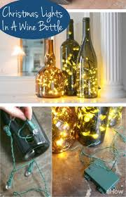 Wine Bottles With Lights 60 Diy Glass Bottle Craft Ideas For A Stylish Home Pink Lover