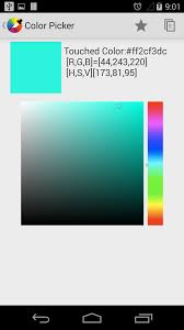 color picker 1 0 apk download android tools apps