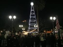 san jose christmas lights herhold let there be a light tower