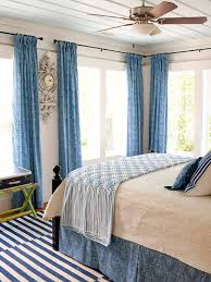 bedroom color ideas blue bedrooms paisley curtains bed skirts