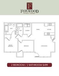 foxwood senior village 1 reviews washington
