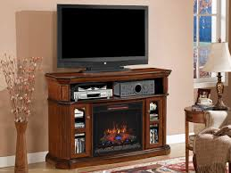 Infrared Electric Fireplaces by Aberdeen Infrared Electric Fireplace Media Console In Cocoa Cherry